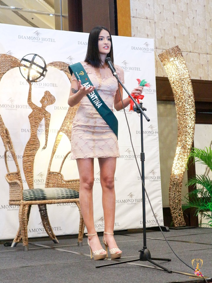 Road to MISS EARTH 2019 - COVERAGE - Page 7 11806
