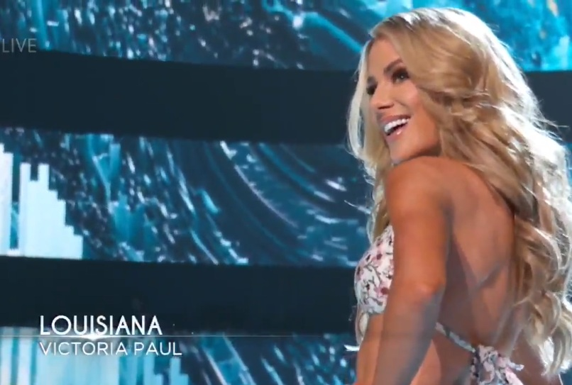 LIVE STREAM: MISS USA 2019 - UPDATES HERE! - Page 2 12112