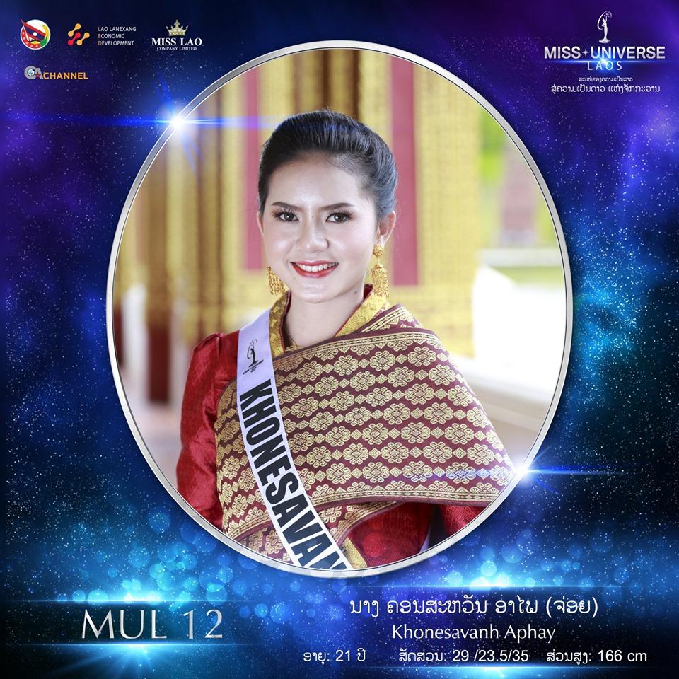 Miss Universe LAOS 2019 12140