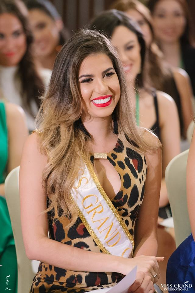***Road to Miss Grand International 2018 - COMPLETE COVERAGE - Finals October 25th*** - Page 2 1285