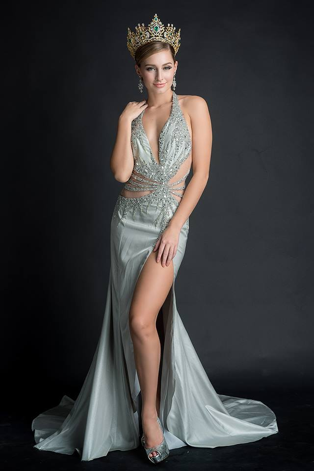 Road to Miss Universe Australia 2019 - Page 2 13076810