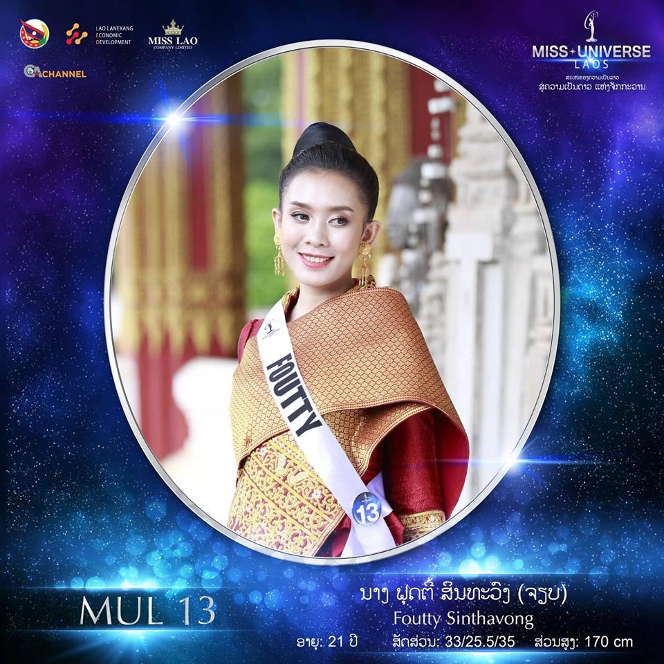 Miss Universe LAOS 2019 13127