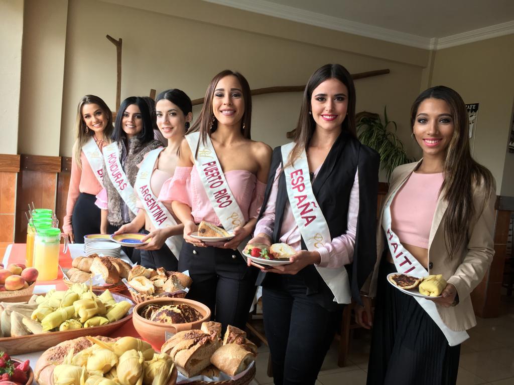 Reina Hispanoamericana 2018 - Page 2 1361