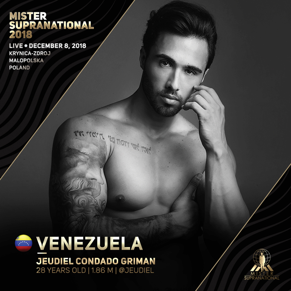 *** Road to MISTER SUPRANATIONAL 2018 is INDIA*** - Page 2 1371