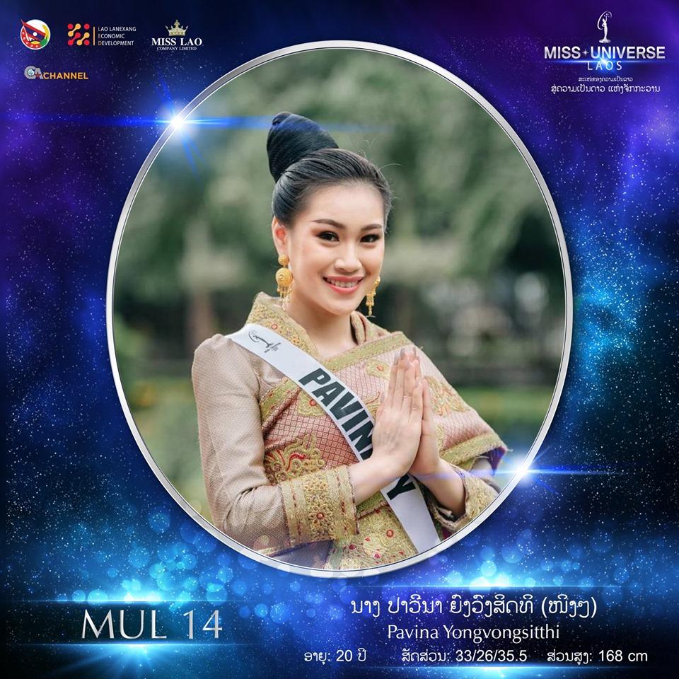 Miss Universe LAOS 2019 14124