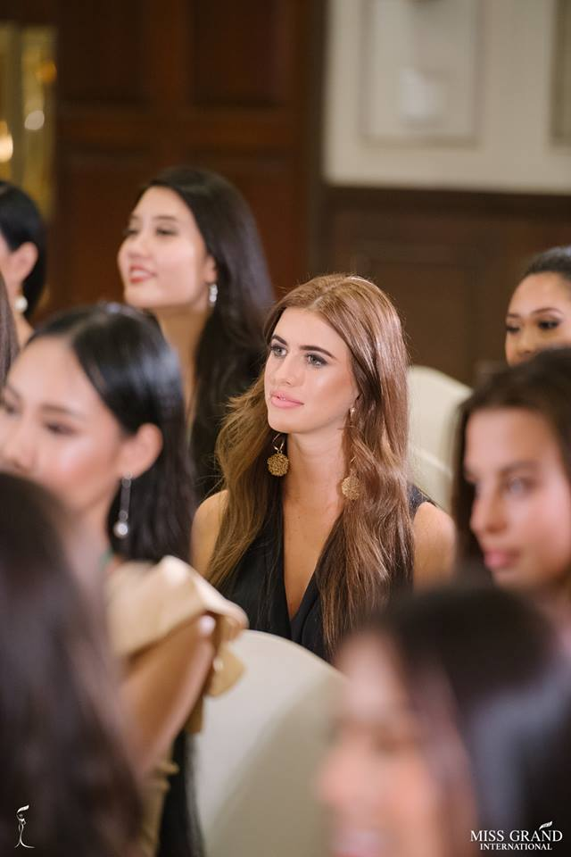 ***Road to Miss Grand International 2018 - COMPLETE COVERAGE - Finals October 25th*** - Page 2 1437