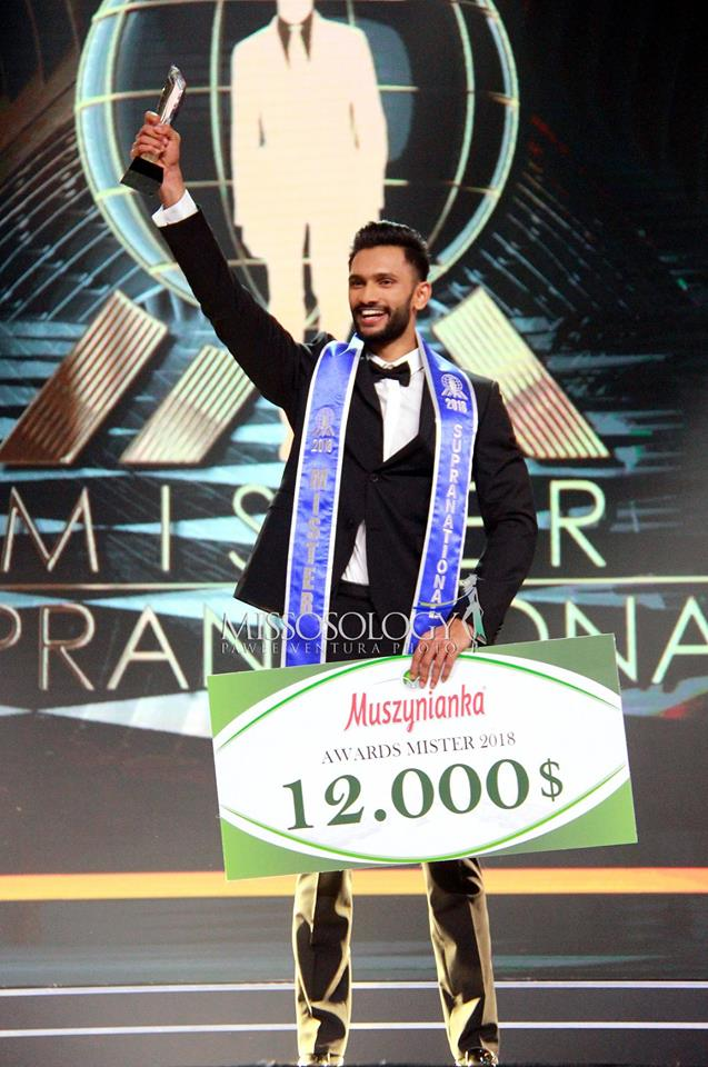Official Thread of MISTER SUPRANATIONAL 2018: Prathamesh Maulingkarfrom INDIA 1591
