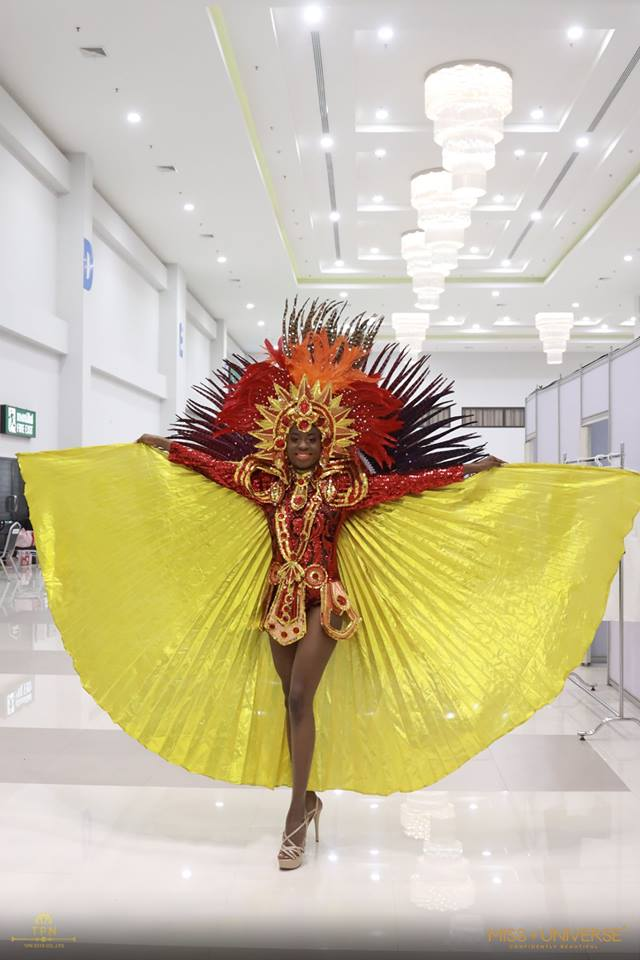 Miss Universe 2018 @ NATIONAL COSTUMES - Photos and video added - Page 6 1607