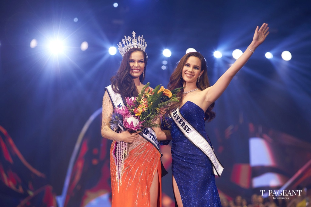 ♔ The Official Thread of MISS UNIVERSE® 2018 Catriona Gray of Philippines ♔ - Page 17 16110