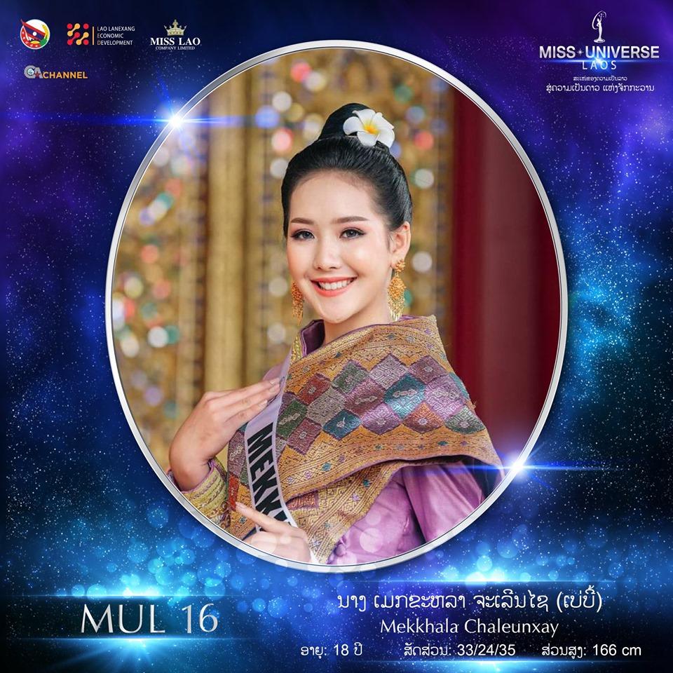 Miss Universe LAOS 2019 16116