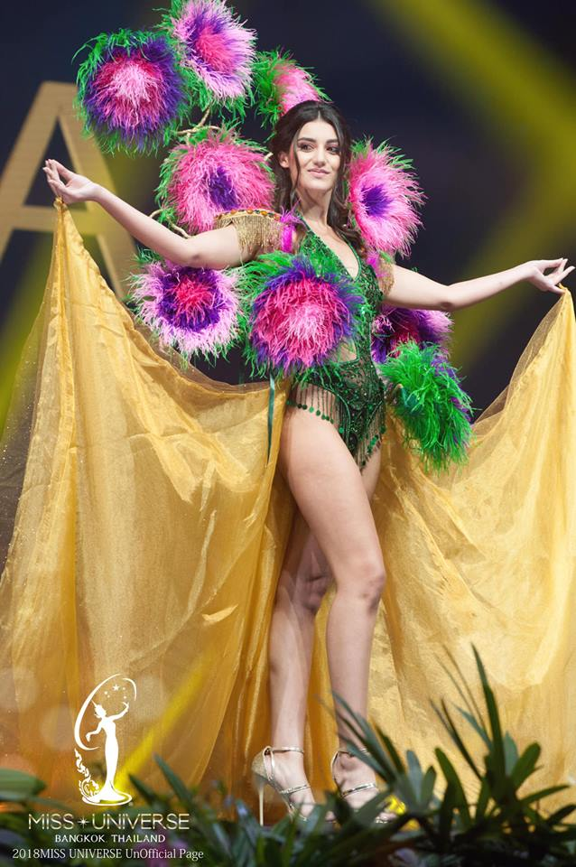 Miss Universe 2018 @ NATIONAL COSTUMES - Photos and video added - Page 6 1642