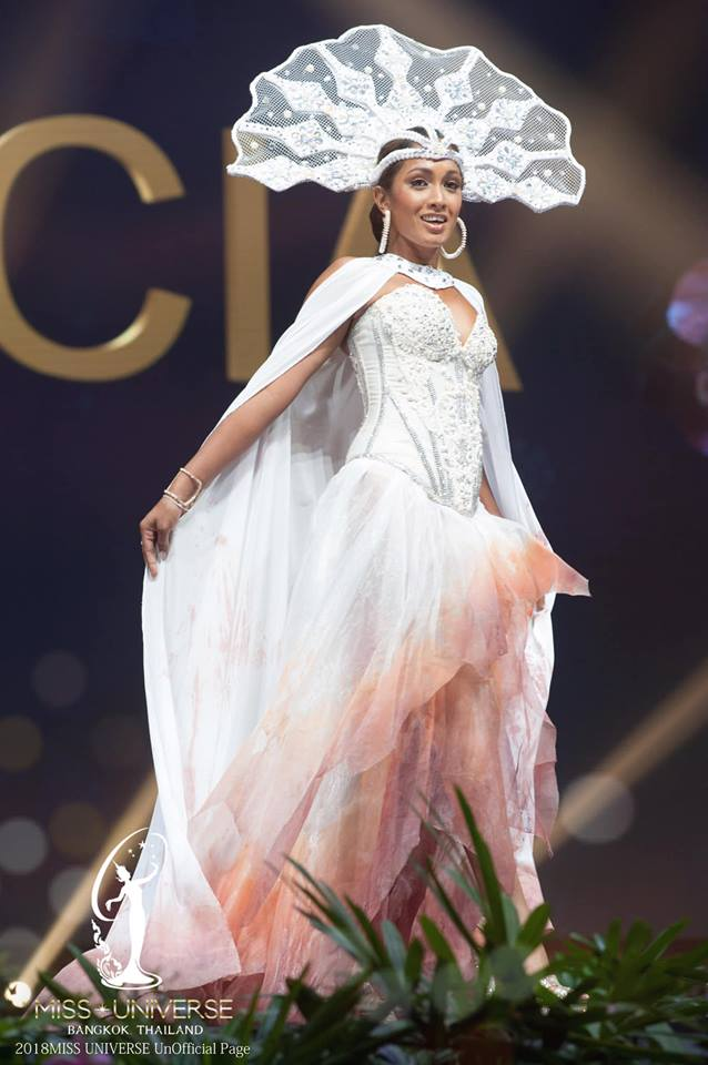 Miss Universe 2018 @ NATIONAL COSTUMES - Photos and video added - Page 6 1644