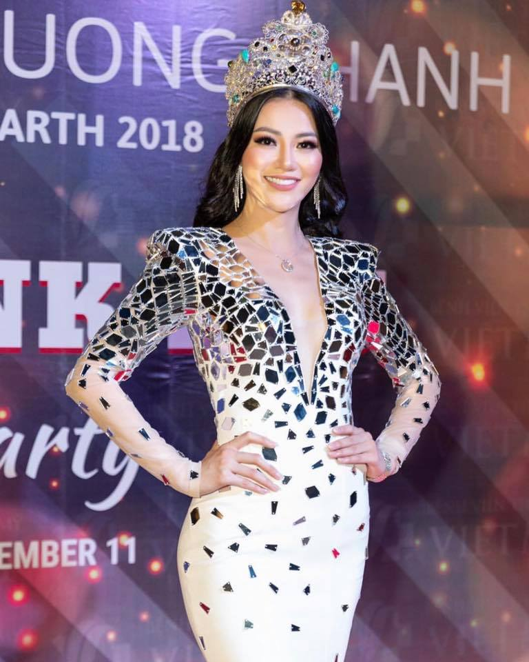 ** Official Thread of Miss Earth 2018-Phuong Khanh Nguyen from VIETNAM** - Page 3 1647