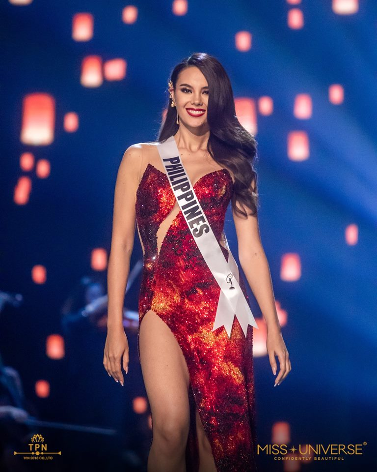 ♔ The Official Thread of MISS UNIVERSE® 2018 Catriona Gray of Philippines ♔ - Page 3 1667