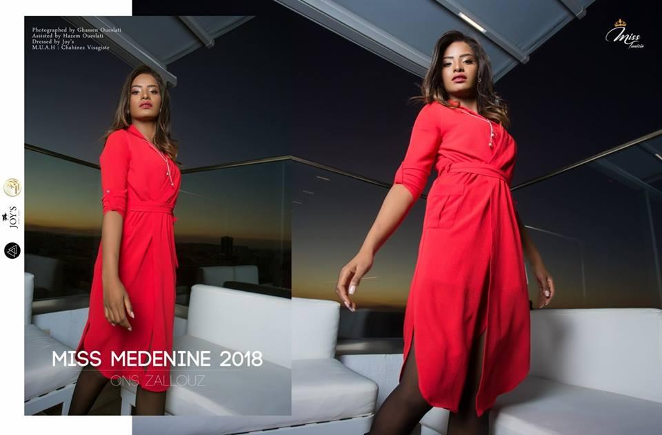 Miss Tunisia 2019 is Sabrine Khalifa Mansour  1705