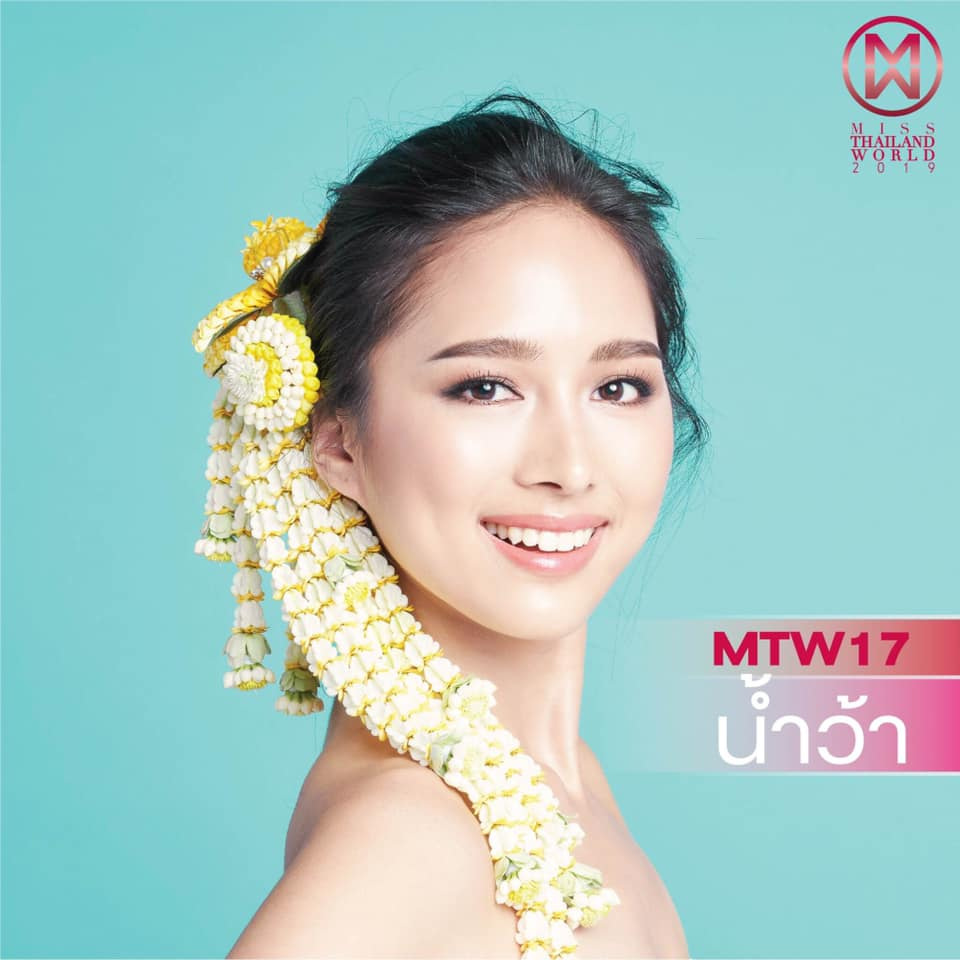 Round 15th : Miss Thailand World 2019 17113