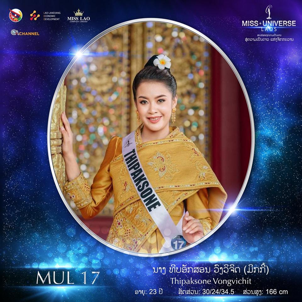 Miss Universe LAOS 2019 17115