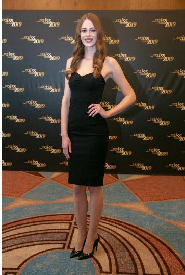 Miss Slovensko 2019 is Frederika Kurtulikova 1791
