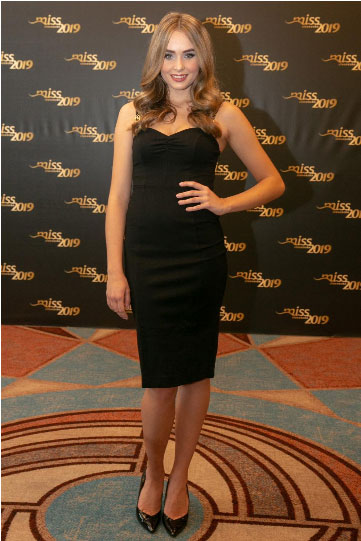 Miss Slovensko 2019 is Frederika Kurtulikova 1792