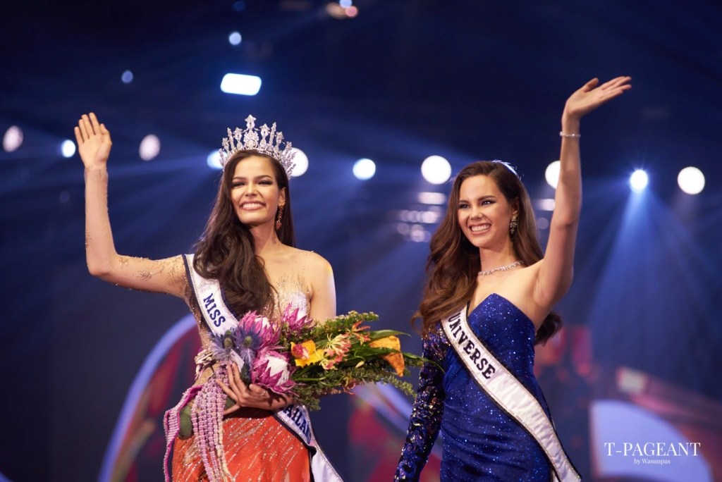 ♔ The Official Thread of MISS UNIVERSE® 2018 Catriona Gray of Philippines ♔ - Page 17 18109