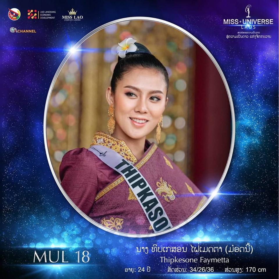Miss Universe LAOS 2019 18115