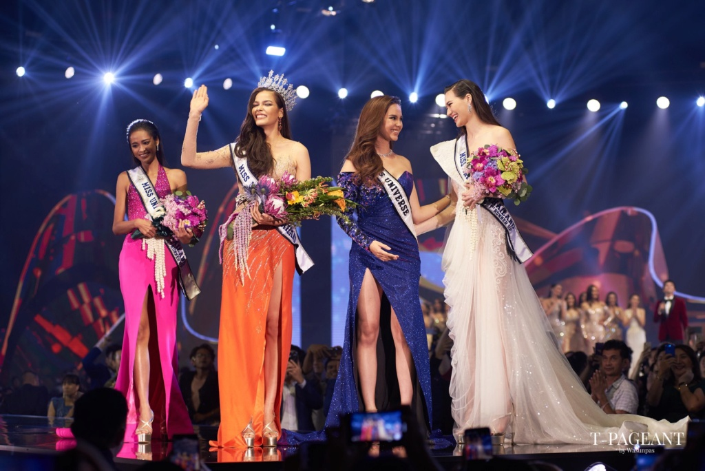 ♔ The Official Thread of MISS UNIVERSE® 2018 Catriona Gray of Philippines ♔ - Page 17 19103