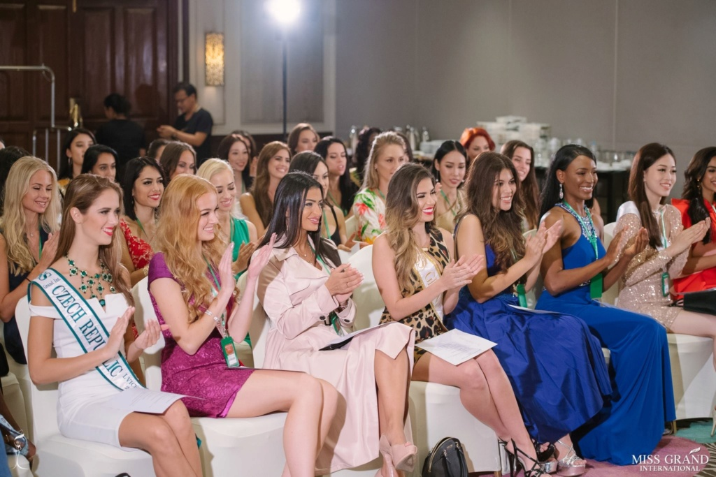 ***Road to Miss Grand International 2018 - COMPLETE COVERAGE - Finals October 25th*** - Page 2 1924