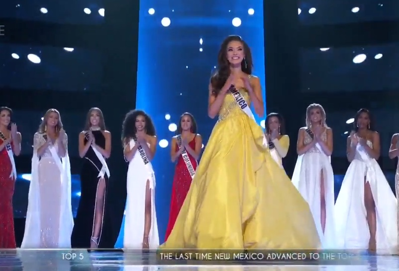 LIVE STREAM: MISS USA 2019 - UPDATES HERE! - Page 3 1987