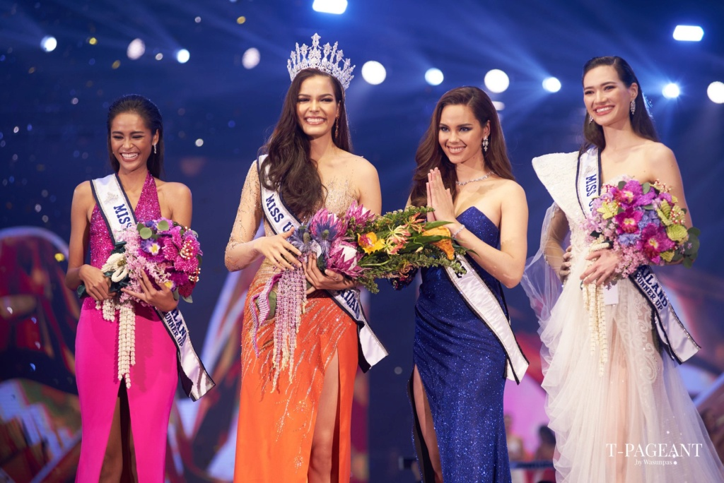 ♔ The Official Thread of MISS UNIVERSE® 2018 Catriona Gray of Philippines ♔ - Page 17 2034