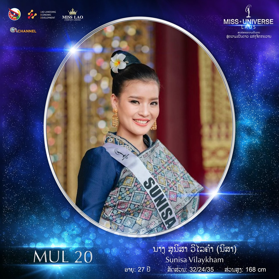 Miss Universe LAOS 2019 2039
