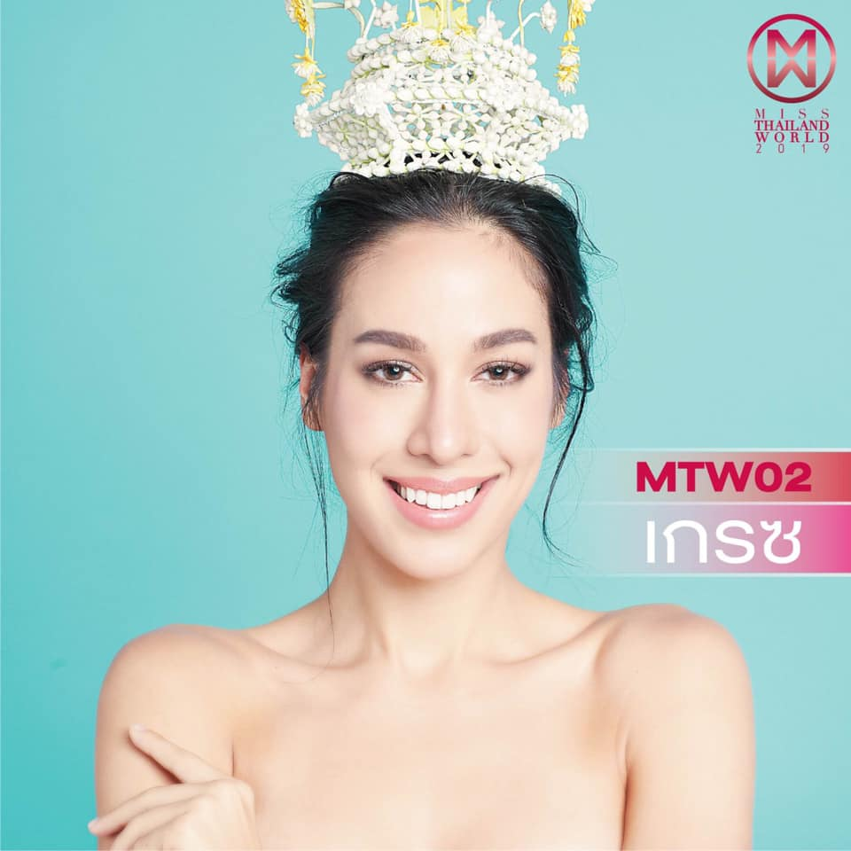 Round 15th : Miss Thailand World 2019 21071