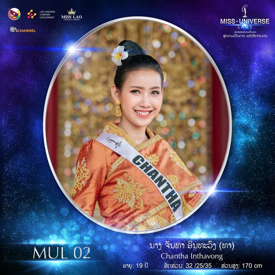 Miss Universe LAOS 2019 21210