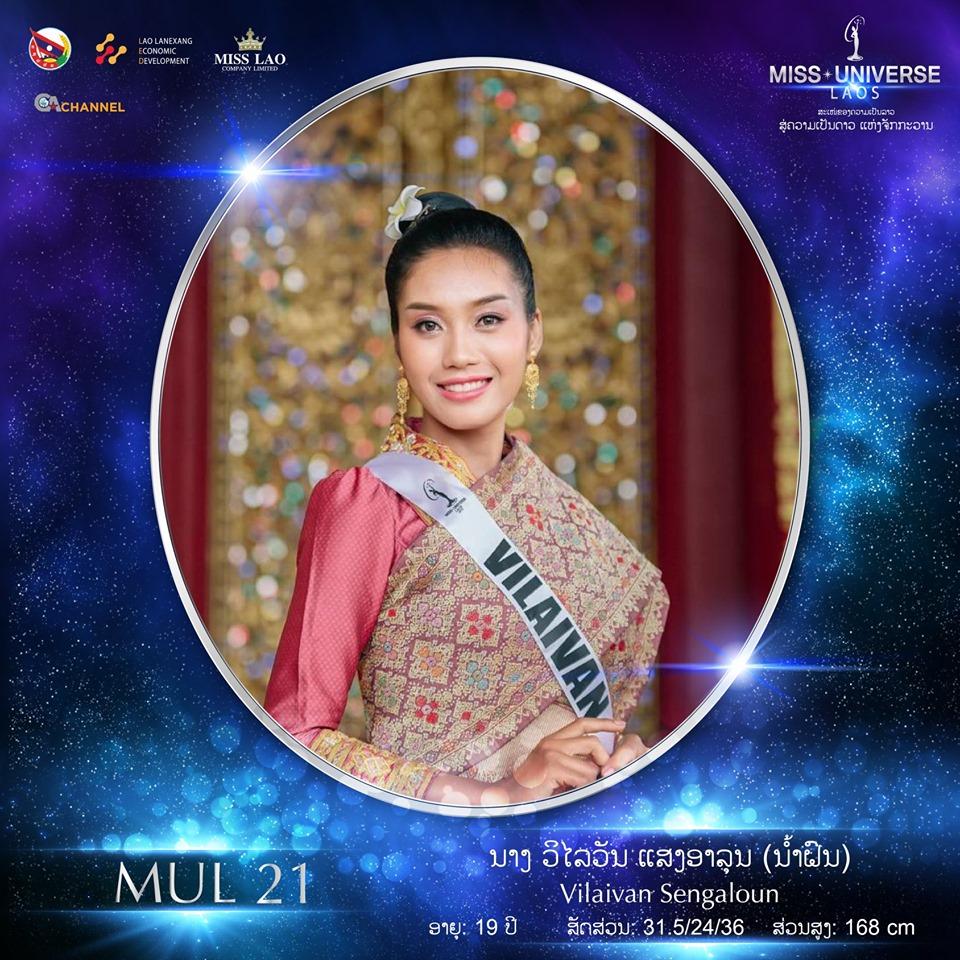 Miss Universe LAOS 2019 21211