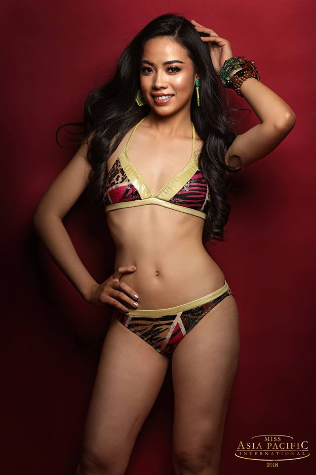 Miss Asia Pacific International 2018 is Sharifa Areef Mohammad Omar Akeel of the PHILIPPINES 2220