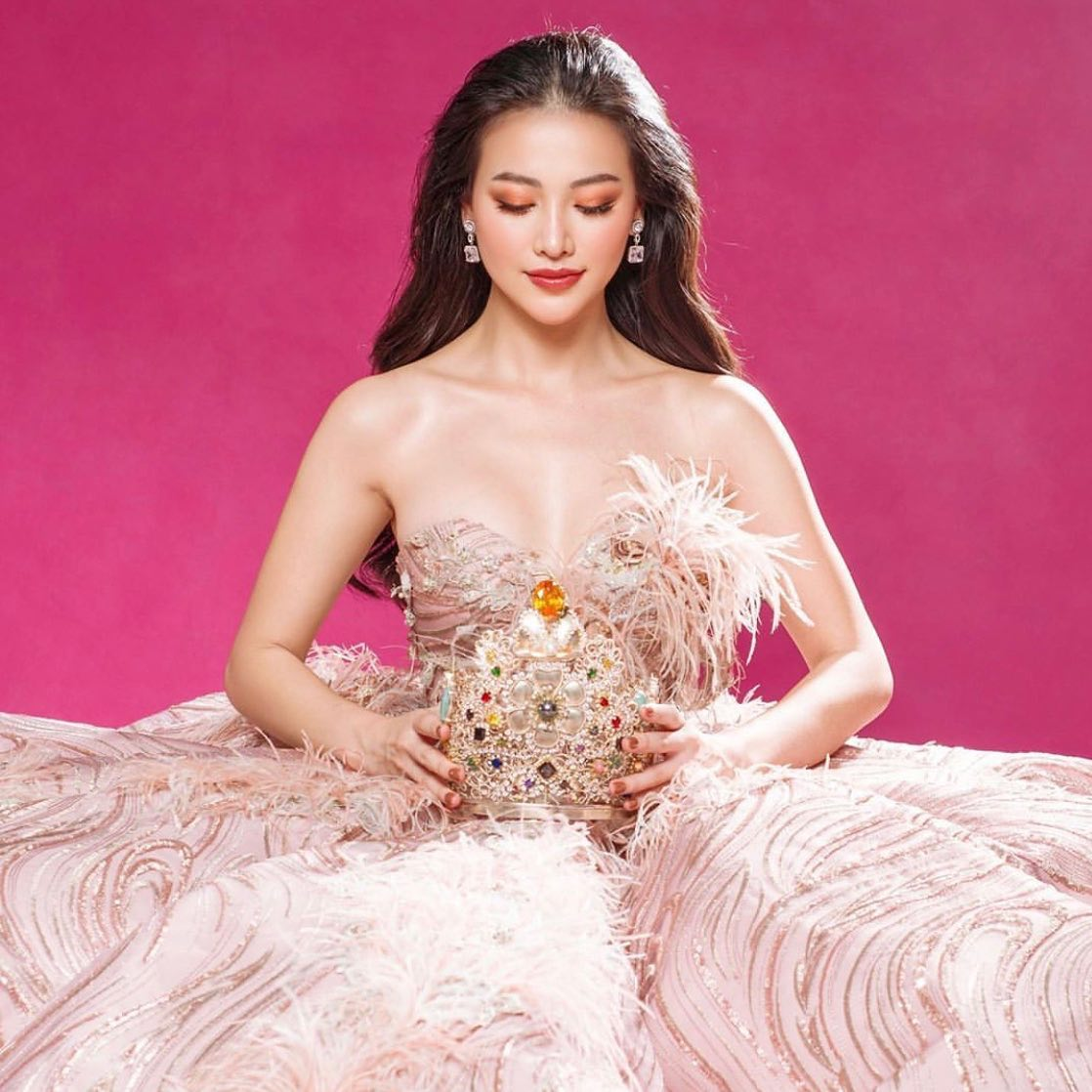 ** Official Thread of Miss Earth 2018-Phuong Khanh Nguyen from VIETNAM** - Page 8 23114