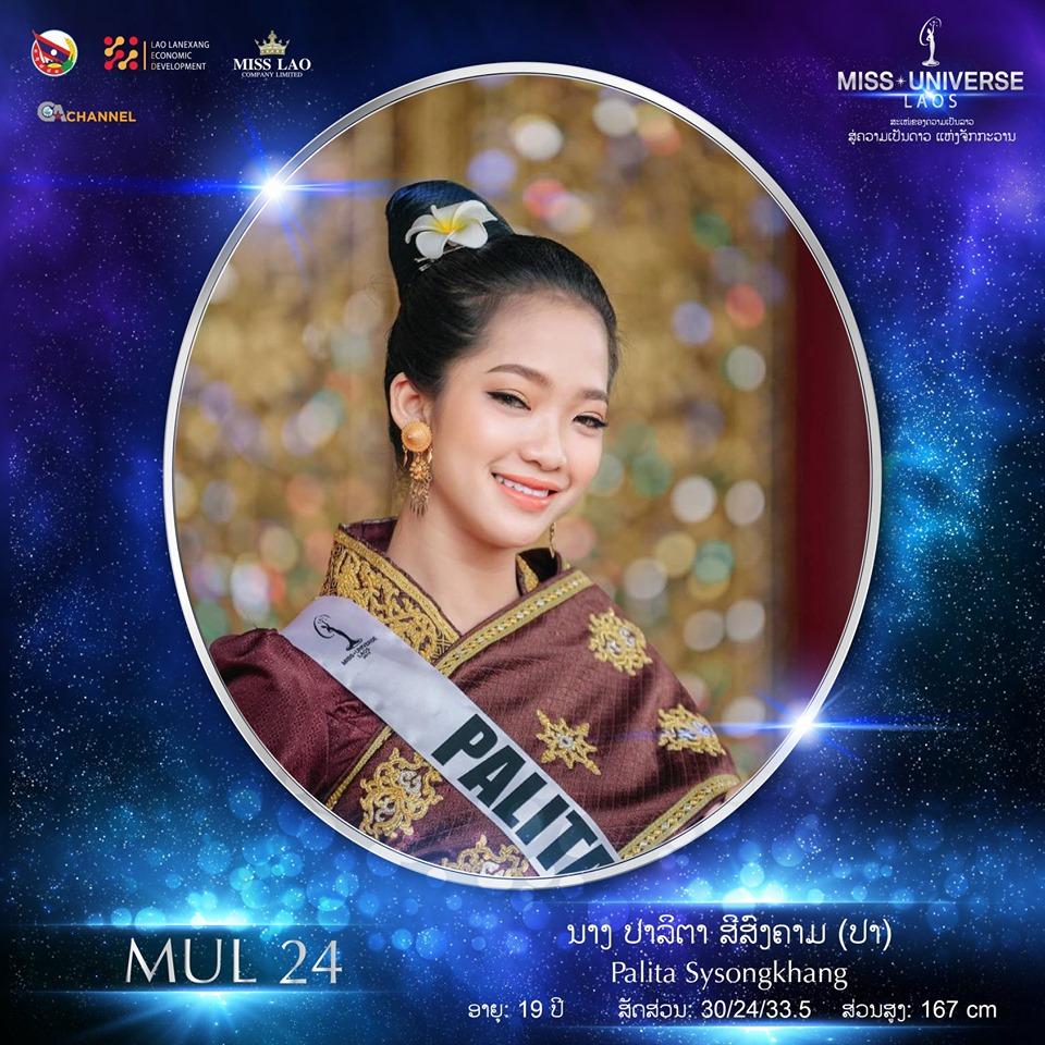Miss Universe LAOS 2019 - Page 2 24106