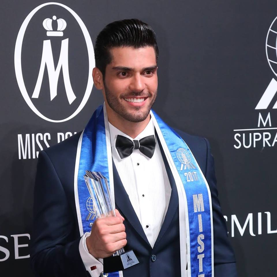 *** Road to MISTER SUPRANATIONAL 2018 is INDIA*** 24296411