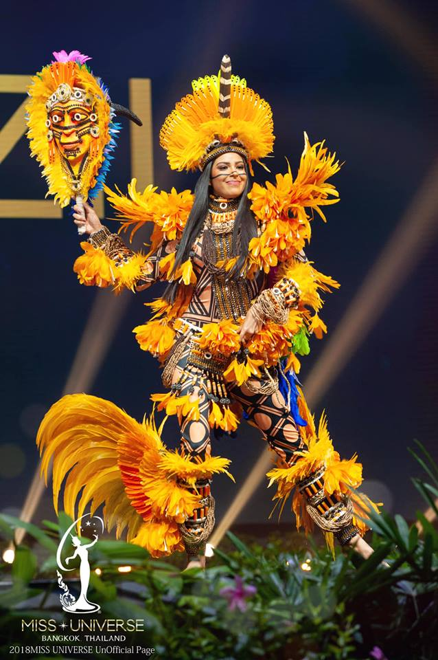 Miss Universe 2018 @ NATIONAL COSTUMES - Photos and video added - Page 6 2440