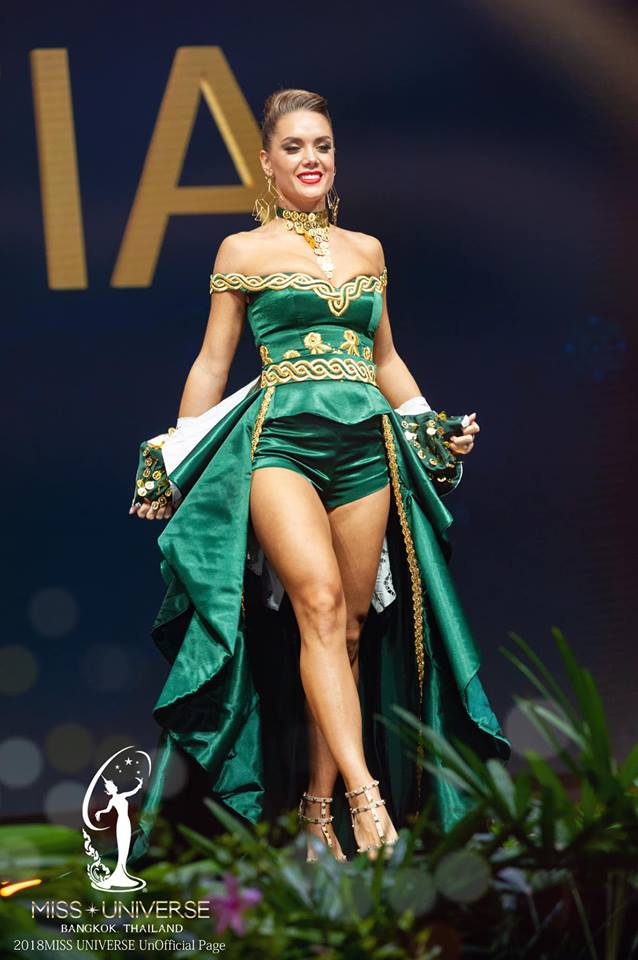 Miss Universe 2018 @ NATIONAL COSTUMES - Photos and video added - Page 6 2441