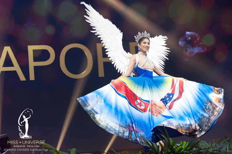 Miss Universe 2018 @ NATIONAL COSTUMES - Photos and video added - Page 6 2446