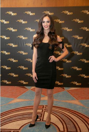 Miss Slovensko 2019 is Frederika Kurtulikova 2571