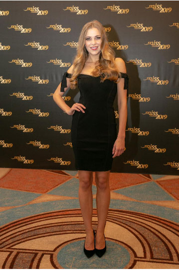 Miss Slovensko 2019 is Frederika Kurtulikova 2572