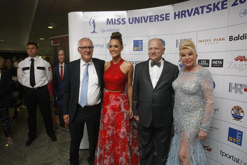 Road to MISS UNIVERSE CROATIA 2019 is Mia Rkman  - Page 3 2671
