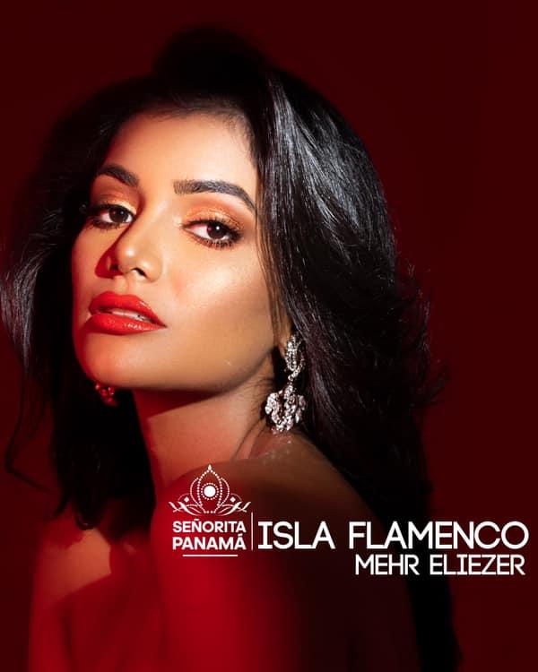 Señorita Panama 2019 is Isla Flamenco 2685