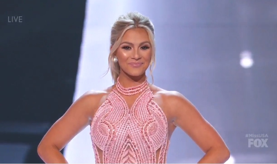 LIVE STREAM: MISS USA 2019 - UPDATES HERE! - Page 4 2737