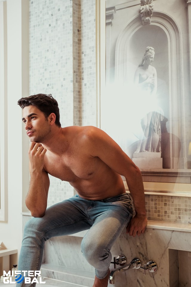 The Official thread of MISTER GLOBAL 2018: DARIO DUQUE OF USA - Page 2 2772