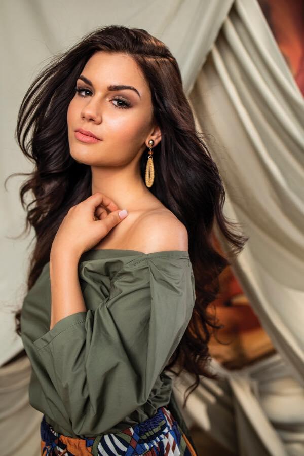 Miss World Hungary 2019 is Krisztina Nagypál  2781