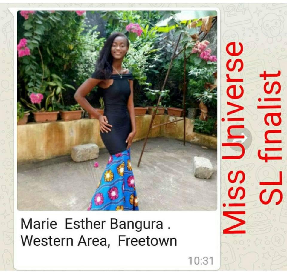 Miss Sierra Leone WORLD 2018 29062910