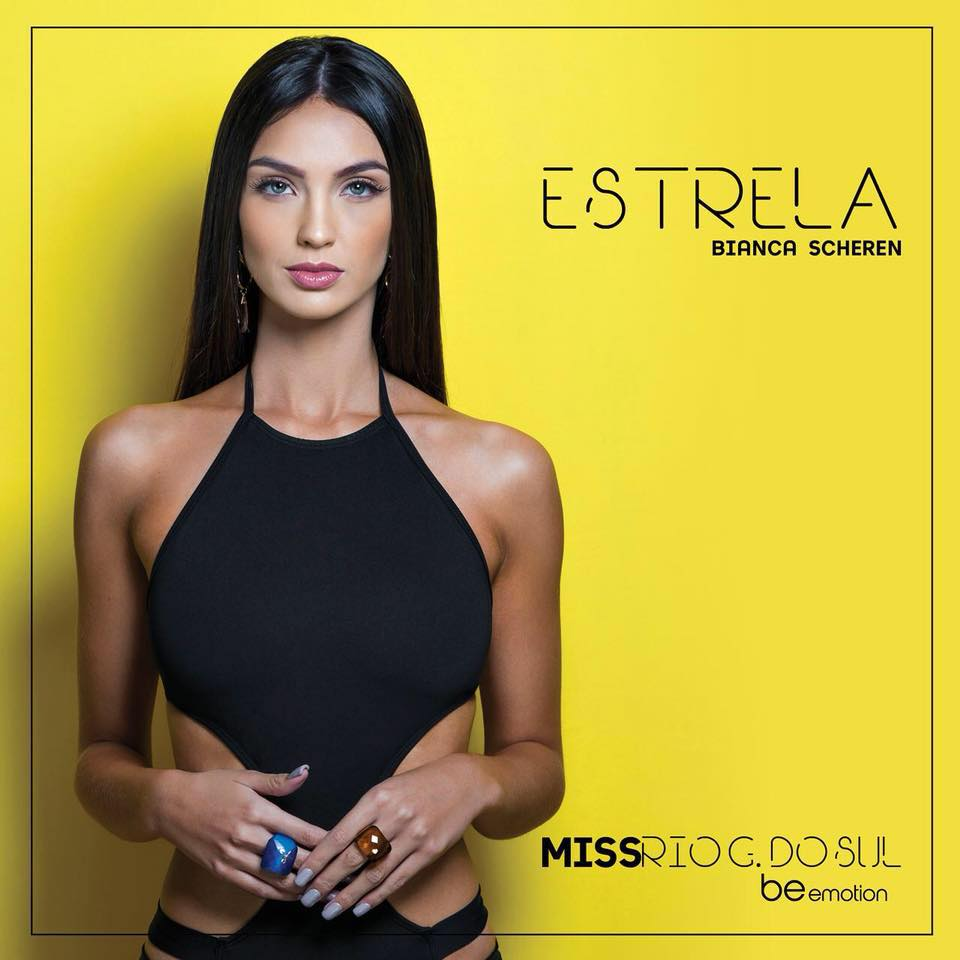ROAD TO MISS BRAZIL 2019 is MINAS GERAIS 30729510