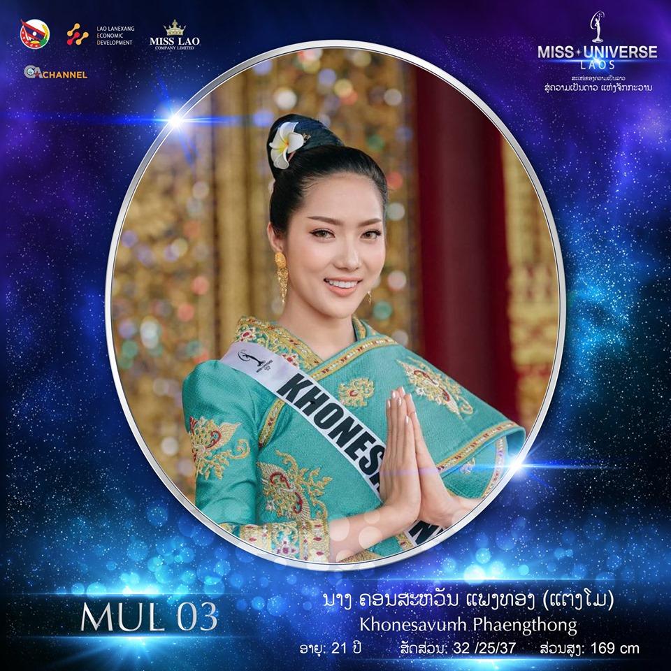 Miss Universe LAOS 2019 31006